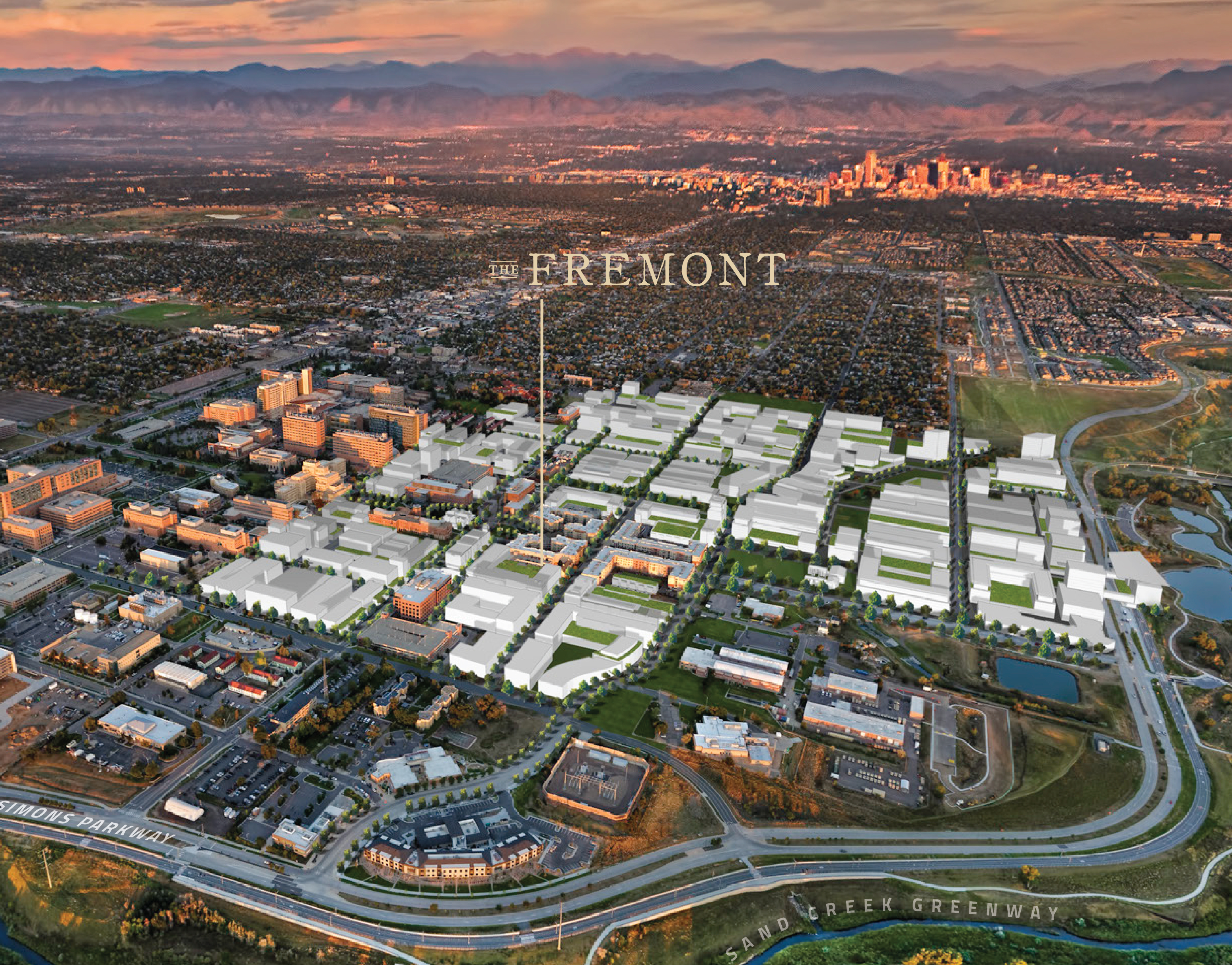 Fremont Residences - Aerial View